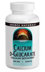 Calcium D-Glucarate Cellular Detoxifier