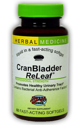 CranBladder ReLeaf 60 Caps by Herbs Etc.