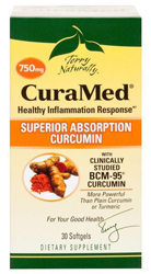 CuraMed 750 mg - 30 Softgels by Terry Naturally