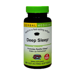 Deep Sleep, 60 Softgels by Herbs Etc.