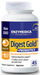 Digest Gold + Probiotics - 45 Capsules by Enzymedica