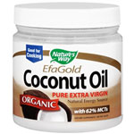 Organic Coconut Oil - 16 oz.