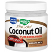 Organic Coconut Oil, 16 oz by Nature's Way