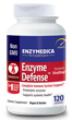 Enzyme Defense 120 Capsules by Enzymedica