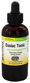 Essiac Tonic Professional Strength 4oz by Herbs Etc.