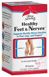 Healthy Feet & Nerves, 60 Capsules