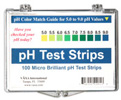 Vaxa pH Test Strips - 100 ct