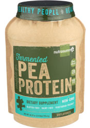 "Pea Protein ""Bloat-Free"" Unflavored 2 lb by NutraSumma"