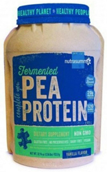 Pea Protein Vanilla - 2 lb Eco-Friendly Bottle