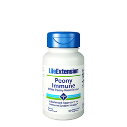 Peony Immune Root Extract 600mg, 60 ct by LEF