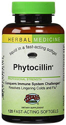Phytocillin 120 Softgels by Herbs Etc.