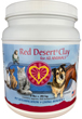 Red Desert Clay for Pets, 2lb - Detox & Remineralization