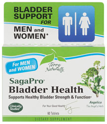 SagaPro Bladder Support, 60ct by Terry Naturally
