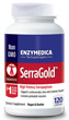 SerraGold 120 Capsules by Enzymedica