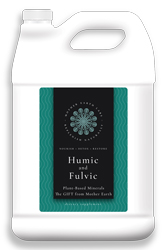The Gift Fulvic & Humic Concentrate 1 Gallon